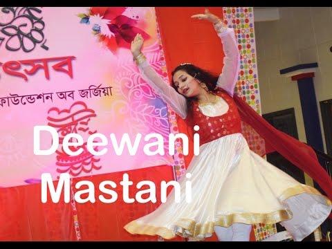 Deewani Mastani full dance live on stage