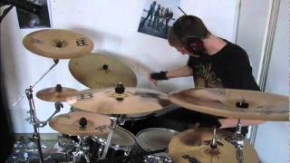 Rotten Sound - Reek of Putrefaction (Drum Cover)
