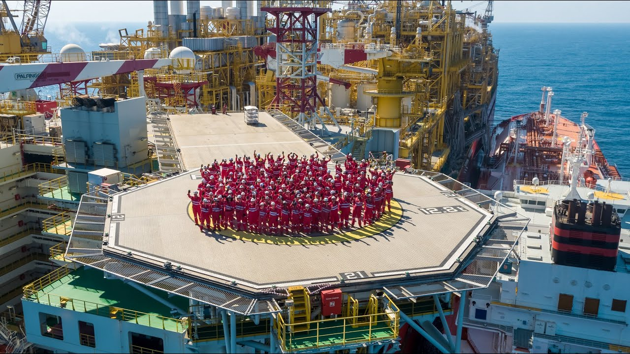 Pan malaysia hookup and commissioning
