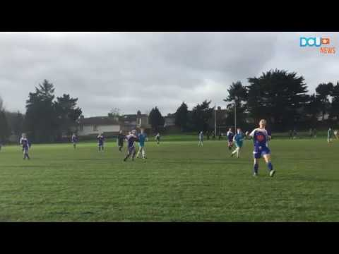 DCUtv News: DCU Women's Soccer loss against Maynooth