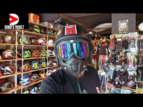 Good Helmet Under Rs 1400 Darth Vader helmet? #Helmets@Dinos