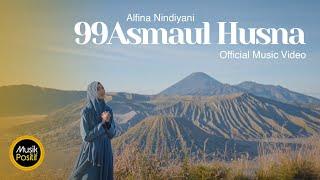 Alfina Nindiyani - Asmaul Husna (99 Nama Allah) | M/V