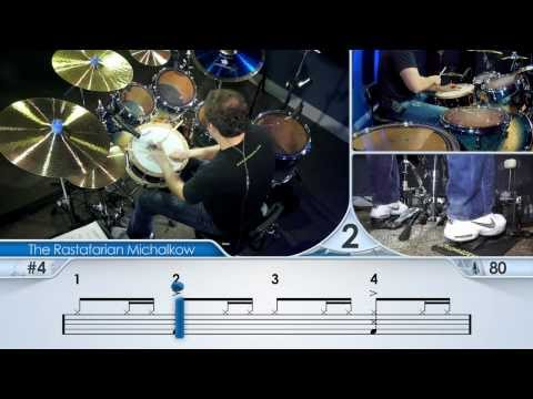 How To Play Reggae On The Drums - Free Drum Lessons
