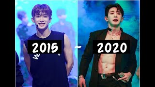 WONHO - Evolution