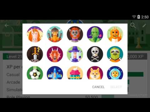 How To Change Photo Profile on Google Play Games