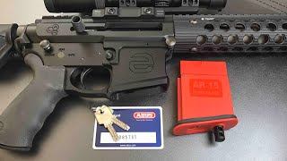 "[568] ""Pick Proof"" GunBlocker AR-15 Lock Picked"