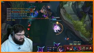 Pinkward Doing Pinkward Things Doing Pinkward Things Doing Pinkward Things -Best of LoL Streams#698