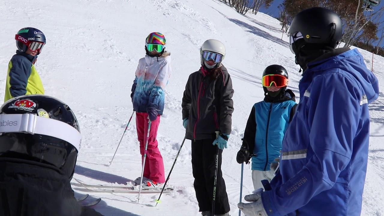 Winter Sports Club Mogul Program