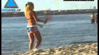 الشواطئ الاسرائيلية