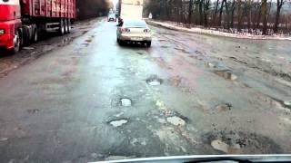 Винницкая трасса (между Уманью и Христиновкой)