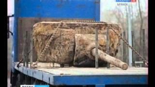 Стародубского танкиста нашли в Германии