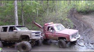 MONSTER 4X4 TAHOE RESCUE by BSF Rcovery Team thumbnail