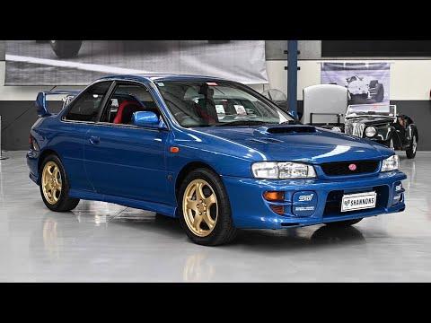 1999 subaru impreza wrx sti coupe 2019 shannons melbourne summer classic auction youtube 1999 subaru impreza wrx sti coupe