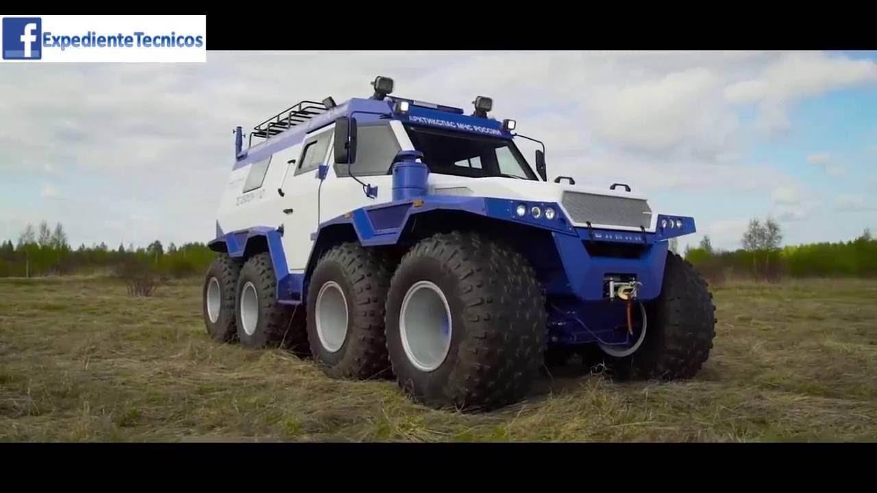 Camioneta avtoros shaman 8x8 atv hd youtube for Wohnzimmer 4 x 8