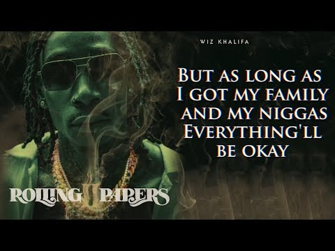 Wiz Khalifa - B Ok [Official Lyrics]