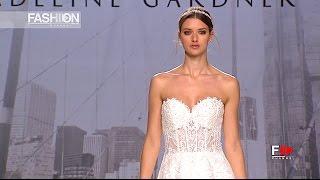 MORILEE MADELINE GARDNER Barcelona Bridal Fashion Week 17   Fashion Channel