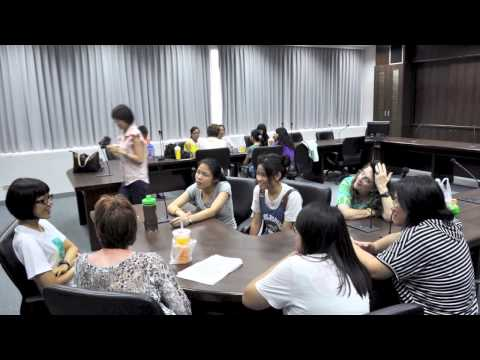 English Camp in Taichung, Taiwan. Music by TobyMac - Me Without You