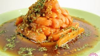 Flavorful And Light Marinated Carrots - An Italian Classic!