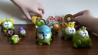 Іграшки Ам Ням. Різні колекції.