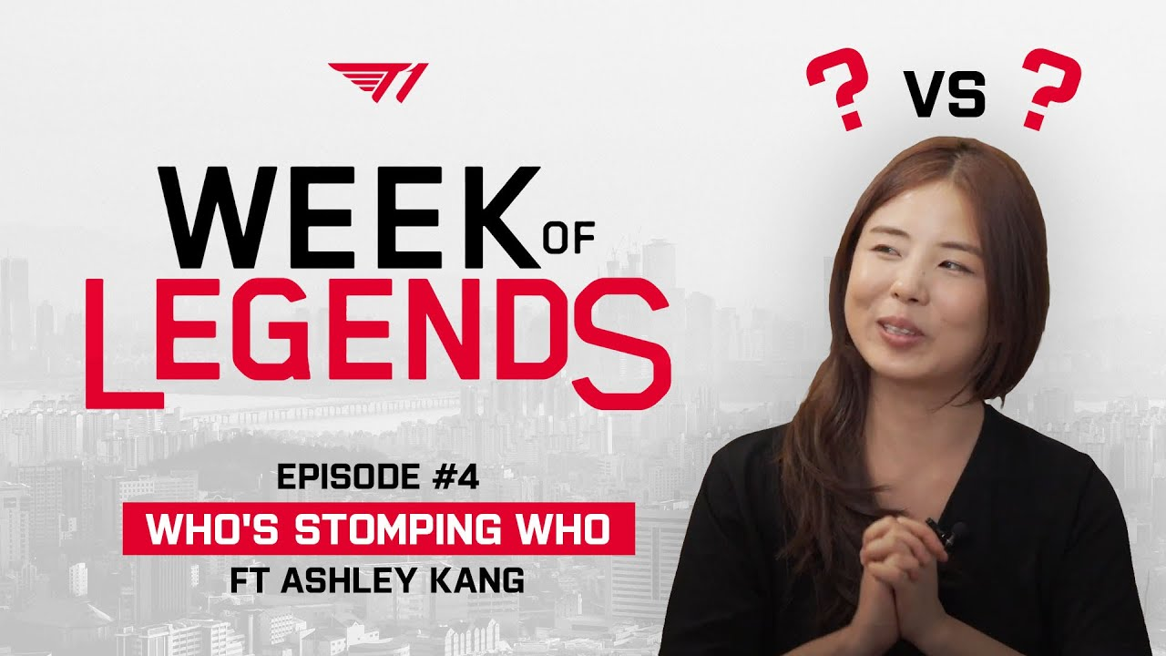 Bringing LPL's Playstyle to LCK | Week of Legends Ep. 4 w/ Ashley Kang