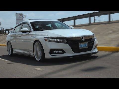 🇯🇲 2018 ACCORD SPORT 2.0T (LIMITED) | 10th GEN Honda Accord