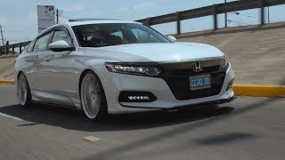 2018 HONDA ACCORD SPORT 2.0T (LIMITED)