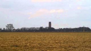 Strange sound with strange light Germany