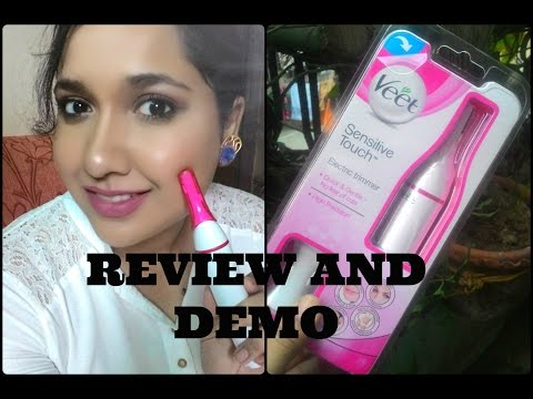 Thumbnail: VEET ELECTRIC TRIMMER REVIEW AND DEMO | Tunjeena Ahmed