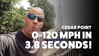 Speed Demons at the Roller Coaster Capital of the World: Cedar Point