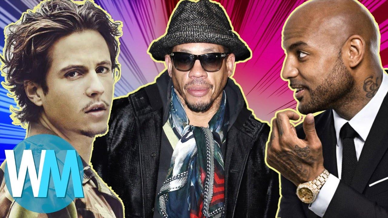 Top 10 des MEILLEURS Rappeurs français de TOUS LES TEMPS !
