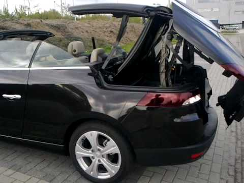jason jalet 39 s renault megane cabriolet doovi. Black Bedroom Furniture Sets. Home Design Ideas