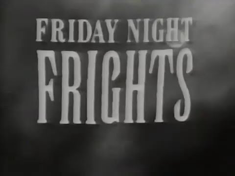 AMC Friday Night Frights Bob Dorian s The Abominable Snowman