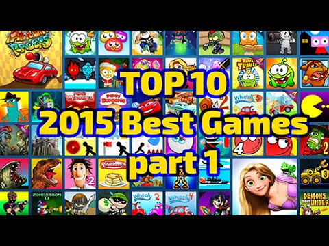 Top 10 Online Games – The Best Free Games of 2015 Part 1