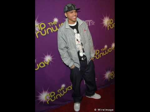 Chris Brown- Poppin