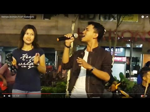anggapanmu-brother suara power feat Retmelo buskers ft AP buskers cover ziana,tarikk wow