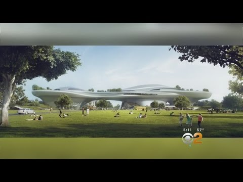 LA Chosen As Home For New George Lucas Museum