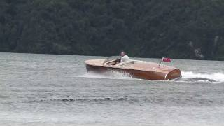 Glen-L Barrelback - Bootlegger - on Lake Rotoiti, New Zealand