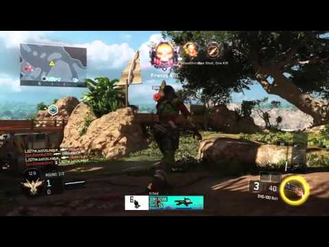 Call of Duty Black Ops 3 - WAR MACHINE! Montage #2 (Clips/Feeds)