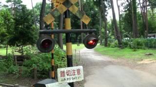 【ミニ踏切】佐倉草ぶえの丘鉄道 thumbnail