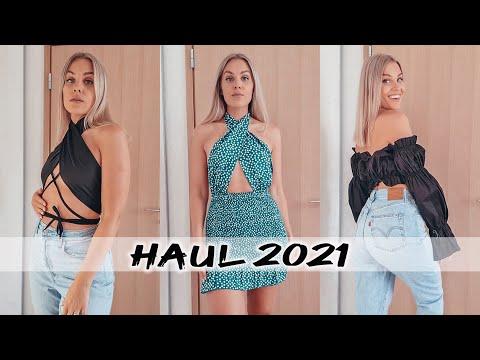 SUUR AboutYou ja Aliexpress HAUL 2021