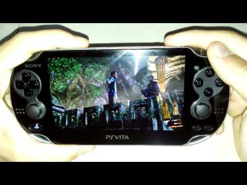 Ps Vita Gameplay - Uncharted: el Abismo de Oro/ Comienzo de la campaña