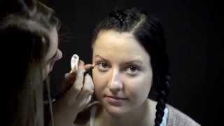 Видео для сайта компании SALEM - обучение татуажу