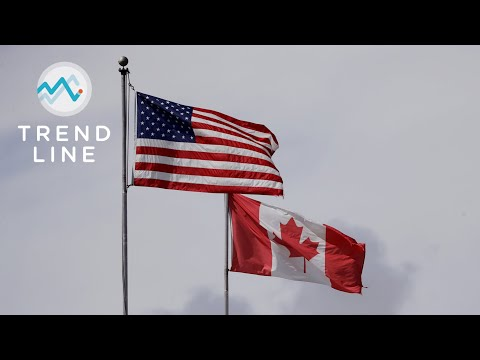 Is Canadian public at odds with business interests over COVID-19 border restrictions? | TREND LINE