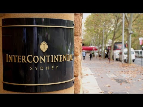 A Perfect Place To Unwind: InterContinental Sydney