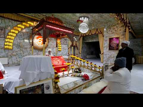 350 Patna | Pramod Kumar (Bihar Minister of Tourism) visits GNNSJ