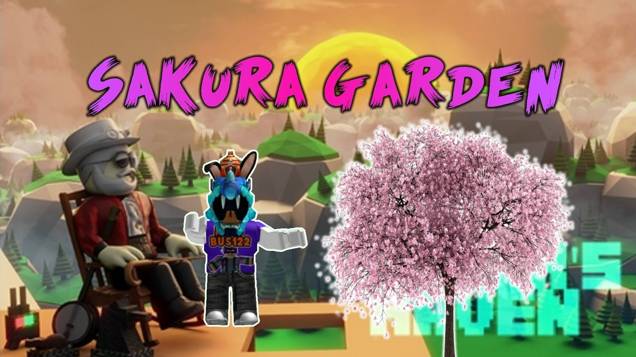 miners haven reborn item sakura garden youtube