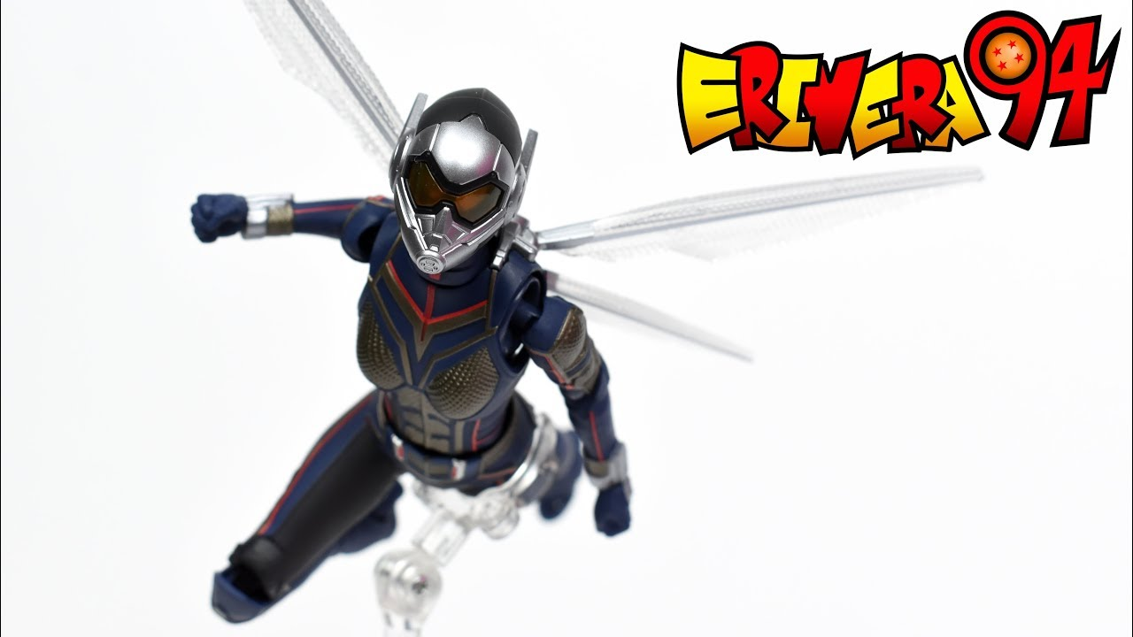 "6/"" S.H.Figuarts Marvel Ant-Man 2 Figure Toys Ant-Man and the Wasp Armor New 2019"