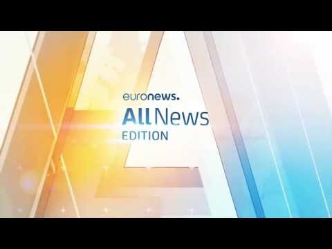 Euronews Ident - All News Edition