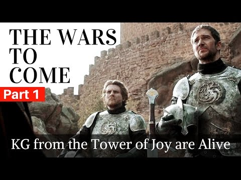 Game of Thrones/ASOIAF Theories   The Wars to Come   The Kingsguard from the Tower of Joy are Alive