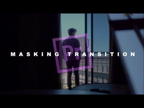 Tutorial Transisi Video Seperti Vlog AGUNG HAPSAH - Masking Transition (Indonesia)